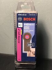 BOSCH OSM114K-10 Oscillating Blade,1-1/4 in. Sz,4 in. Pack of 10