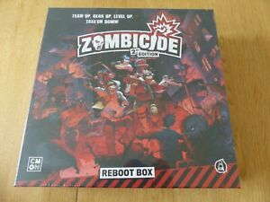 Zombicide 2nd Edition Kickstarter Exclusive Reboot Stretch Goals Box! Board Game