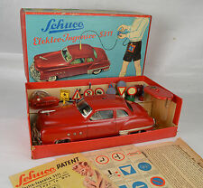 "Vintage Schuco #5311 Electro Ingenico Auto 8 1/2"" Long US Zone Germany NM W/Box"