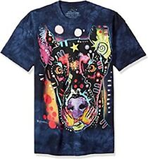 Boxed Dean Russo Dog Doberman Human T-Shirt Holiday Authentic Mountain New