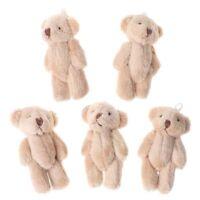 Baby Toys Doll Small Bears Plush Soft Pearl Cotton Velvet Gift Mini Teddy Design