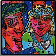 White Animals - Ecstasy - New 1984 LP Record! Dread Beat DBLP-1984 (Alt Cover)