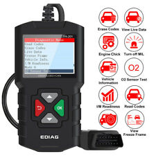 Automotive Code Reader Car Diagnostic Tool Full Obd2 Scanner Check Engine Light