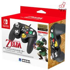 NEW HORI Switch Controller Gamecube Style Classic Controller Zelda Nintendo JPN