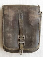 1941 marked Soviet map case made from the surrogate leather.