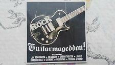 CD - Classic Rock - Guitarmageddon 15 Tracks Bonamassa,Extreme,Outskirts, John 5