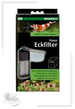 Dennerle Nano Corner Filter Fish Tank Shrimp Filter Internal Filter