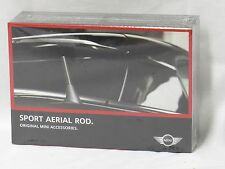 Oem Mini Cooper Sport Aerial Rod Antenna 83 mm 3.27 inches Black 65202296772
