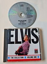 Elvis Presley The Collection Volume One German 1st press CD 1984 played once RCA