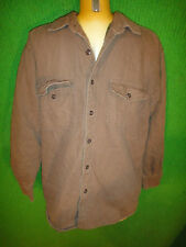 LEVIS Men's Jacket Coat lined Corduroy Collar Size MEDIUM