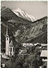 VINTAGE Photo of HEILIGENBLUT POSTCARD - AUSTRIAN VILLAGE UNDER HEILIGENBLUT MT
