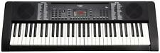 B-WARE Digital 61-Tasten Keyboard E-Piano 128 Sounds & Rhythmen Recording LED