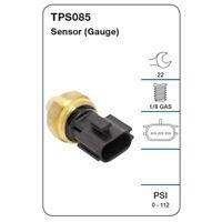 Tridon Oil Pressure Sensor TPS085 fits Nissan Murano 3.5 4x4 (Z50), 3.5 4x4 (...