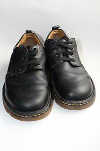 Dr Martens Leather Casual Shoes 11220  SZ Men 10m Ladies Sz 11 Black