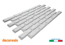 Styrofoam brick panel for wall cladding CORENO colour 110 cm X 56 cm