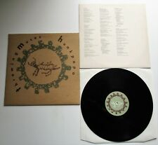 Throwing Muses - Hunkpapa UK 1989 4AD LP with Inner Sleeve