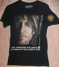 Keith Urban Rare Authentic 2006 Event Concert Tour Shirt Sm Mint Unworn