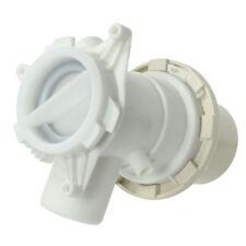 Beko WMP24500 WMP25120 WMP601W WMP632B WMP652W Tubo di drenaggio Stopper Plug