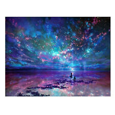 Night's Stars 5D Diamond Painting Cross Stitch Embroidery Crafts Home Decor DIY