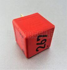 Audi Vw Seat Rojo Relé 443919578c (no.267) 4 pines Sho 899519000 Magnético