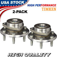 Timken Rear Wheel Bearing and Hub Assembly 2 PCS For Chevrolet Traverse