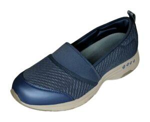 easy spirit Twist 2 Women's Sz 9 M Slip-On Sneaker Nylon Blue Shoes 745098