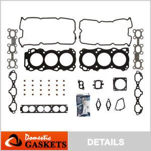 Fits 01-04 Nissan Pathfinder Infiniti QX4 3.5L DOHC Head Gasket Kit VQ35DE
