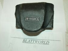 GENUINE ORIGINAL YASHICA BRAND CARRYING CASE for ELECTRO 35 GSN