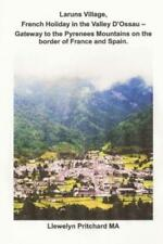Laruns Village, French Holiday In The Valley D'ossau - Gateway To The Pyren.