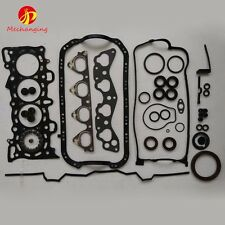 For HONDA CIVIC EK3 CRX III 16V D15Z4 D16Y7 D16Y8 Full Gasket Set
