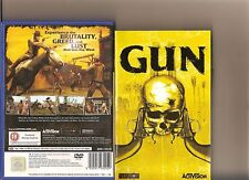 GUN PLAYSTATION 2 PS2 PS 2 WILD WEST COWBOYS