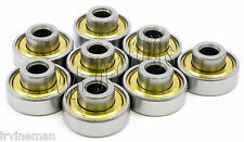 "Lot of 8 Extended Bearing .250""x 22x7 inch Bearings VXB"