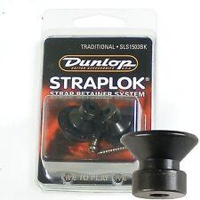 Jim Dunlop Sls1503bk Strap Lock Traditional - Set