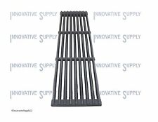 "9-Bar Grate - Cast Iron Top Grate - Char-Broiler 5"" x 21"" Imperial Part No. 1206"