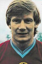 Football photo > Ken McNaught Aston Villa 1982-83