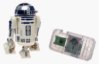 Star Wars Episode I: The Phantom Menace, R2-D2 (Booster Rockets) Action Figure,