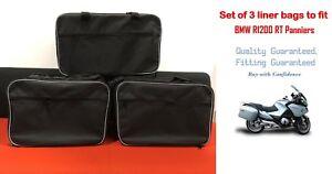 PANNIER LINERS BAGS & TOP BOX BAG FOR BMW R 1200 RT K1200GT K1300GT EXPANDABLE