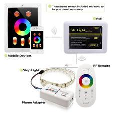 2.4G Wireless RF Remote Controller For LED Strip Light DC 12V-24V 5050 3528 RGB
