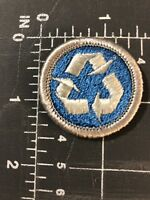 Vintage Boy Scouts of America BSA Environmental Science Merit Badge Patch Eagle