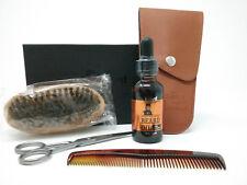 The Beard Legacy Beard Care Grooming Trimmer Growth Kit