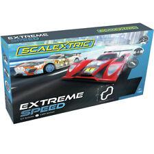 Scalextric C1406 Extreme Speed Team LMP vs Team GT 1/32 Slot Car / Track Set