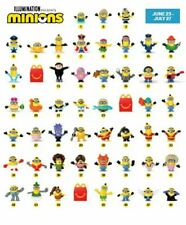2020 MCDONALDS HAPPY MEAL TOYS - MINIONS THE RUSE OF GRU TOY #37 MINT IN PACKAGE