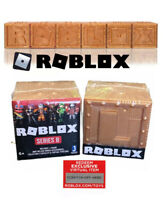 BRAND NEW 2020 Sealed ROBLOX Series 8 Mystery Blind Figure Boxes COPPER BOX