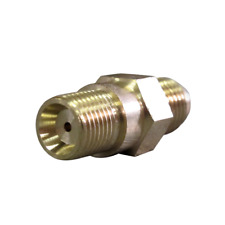 CXRacing GT25 GT28 GT35 T25 Copper Turbo AN4 Oil Feed Restrictor Fitting Inlet