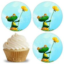 24 Muffin/ Cupcake Lulu Vroumette Disque Azyme Comestible Anniversaire