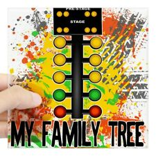 CafePress My Family Tree Square Sticker  (647983345)