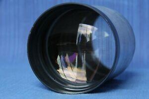 MEOPTA MEOSTIGMAT 1/50 Ø 52,5 Projection lens,rare.
