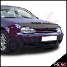 BONNET BRA per VW GOLF IV 4 pietrisco PROTEZIONE MASCHERA CAR Bra TUNING