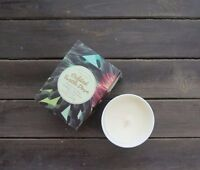 MOR GILDED TURTLE DOVE FRUITY FLORAL CANDLE FREE SHIPPING