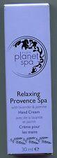 (100ml=30€) Avon - Planet Spa - Relaxing Provence Spa Handcreme